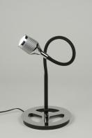 tafellamp 88957: modern, design, industrie, look