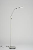 vloerlamp 89350: modern, design, metaal