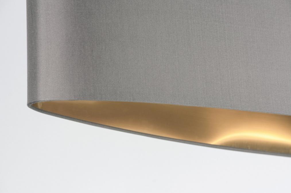 Hanglamp 10184 modern eigentijds klassiek landelijk rustiek goud - Eigentijds huis grijs ...