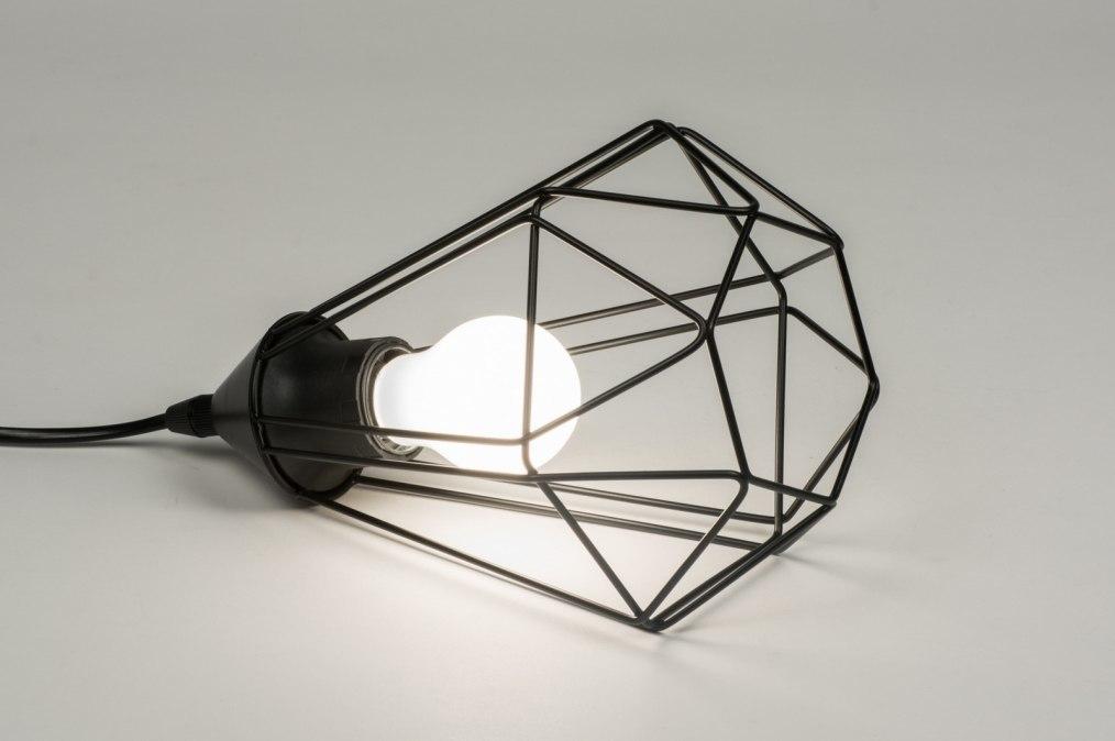 Tafellamp 10230: modern, eigentijds klassiek, landelijk, rustiek #0