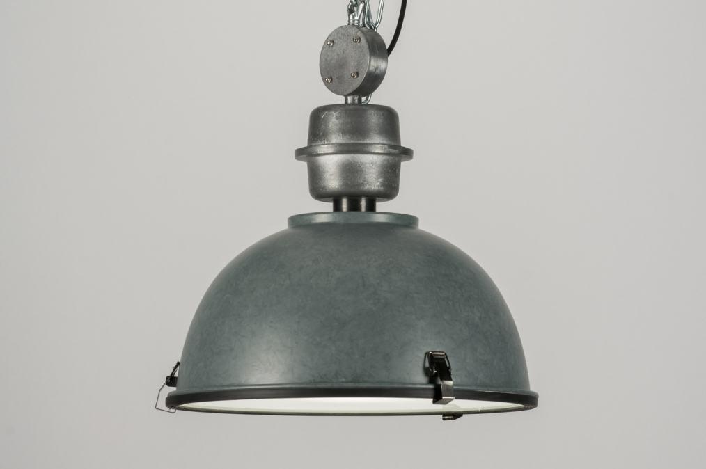 Hanglamp 10323: landelijk, rustiek, industrie, look #0