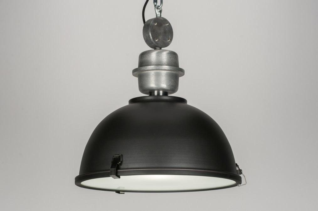 Hanglamp 10324: industrie, look, landelijk, rustiek #0