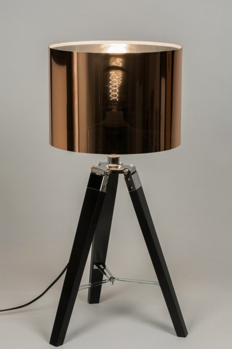 Tafellamp 10387: modern, klassiek, eigentijds klassiek, industrie #0