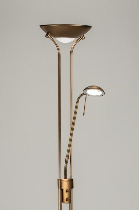 Vloerlamp 10405: modern, klassiek, eigentijds klassiek, metaal #0