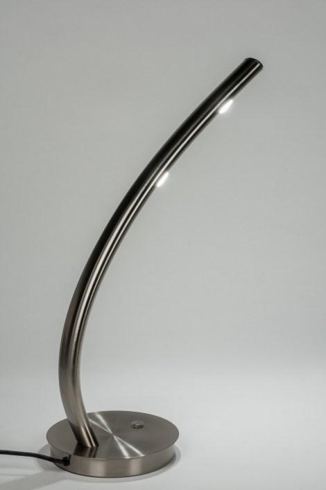 tischleuchte modern dimmbar tischlampe f r ihr zimmer. Black Bedroom Furniture Sets. Home Design Ideas