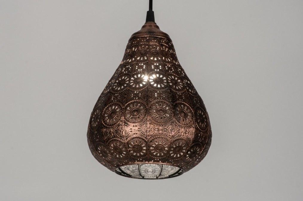 Hanglamp 10435: landelijk, rustiek, klassiek, eigentijds klassiek #0