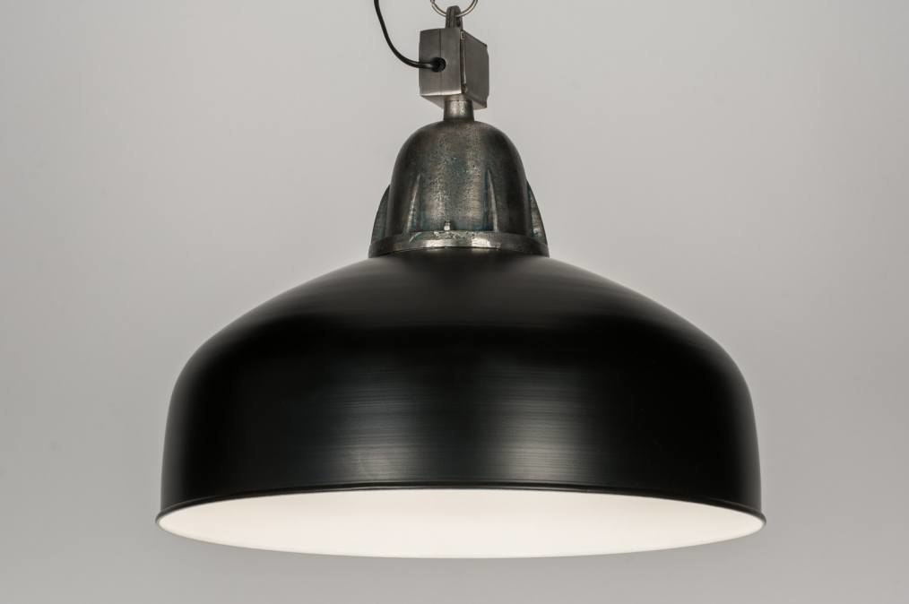 Hanglamp 10451: industrie, look, stoer, raw #0