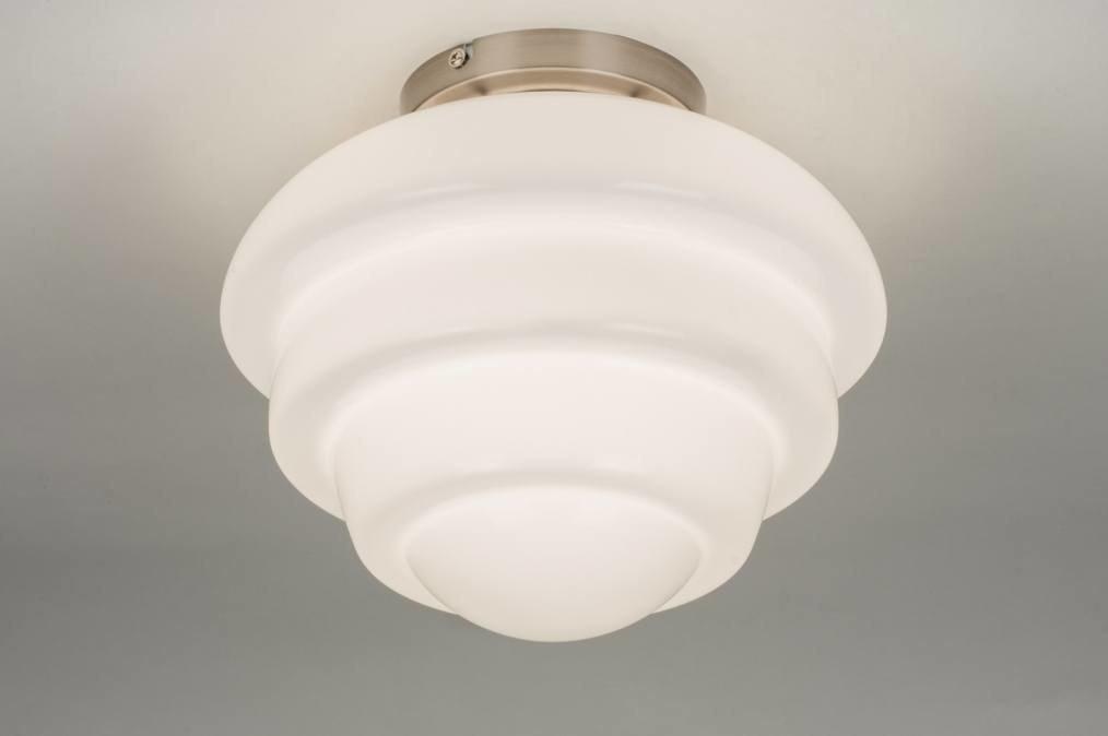 Plafondlamp 10508: klassiek, eigentijds klassiek, retro, art deco #0