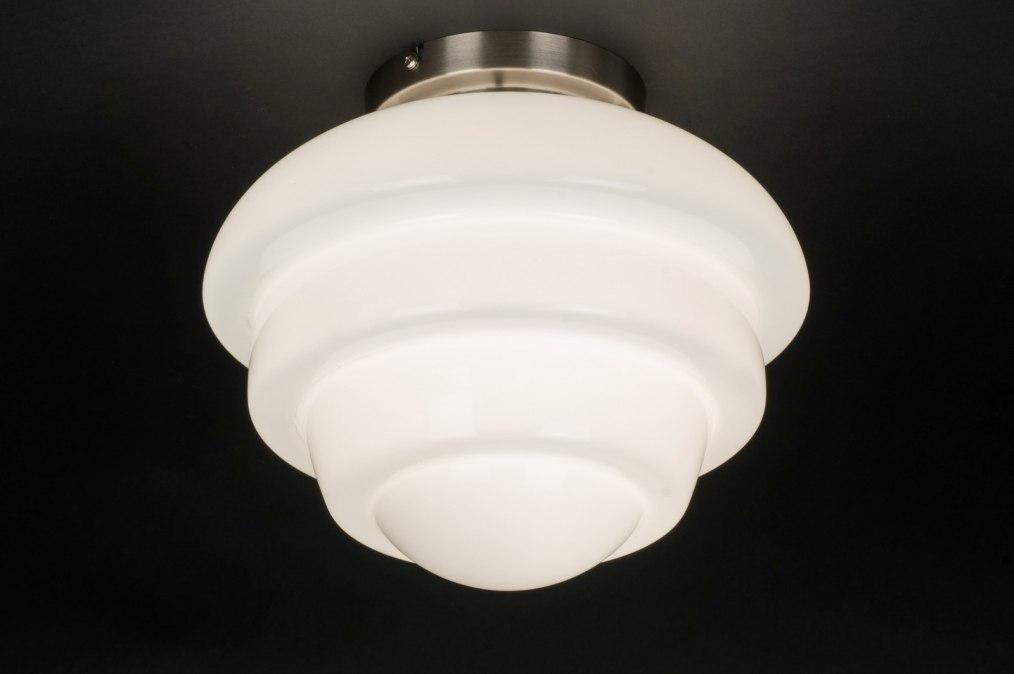 Plafondlamp 10508 klassiek eigentijds klassiek retro art deco - Deco eigentijds ...
