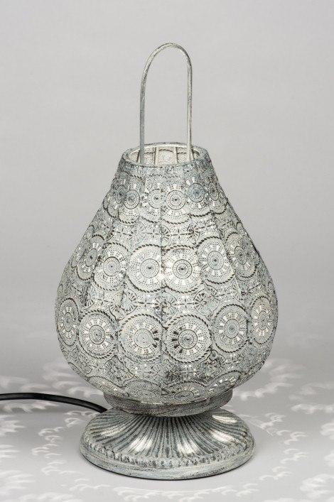 Tafellamp 10620: landelijk, rustiek, klassiek, eigentijds klassiek #0