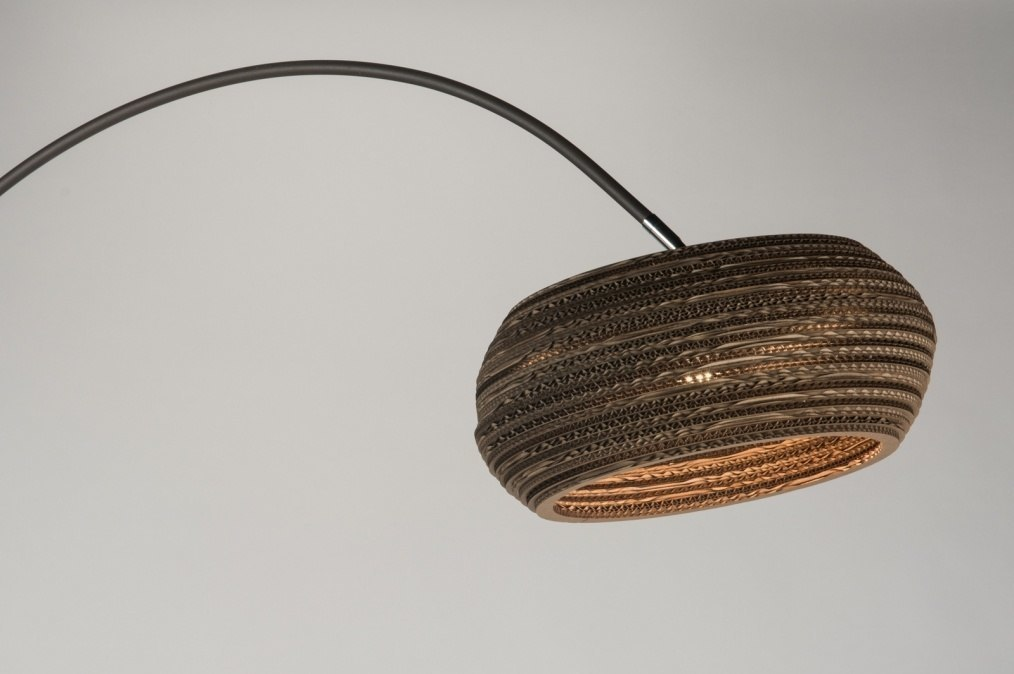Vloerlamp 10685: modern, eigentijds klassiek, landelijk, rustiek #0