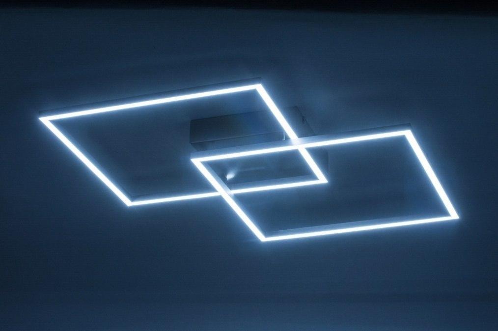 Plafonniere Blue : Deckenleuchte 10840: design modern stahl rostbestaendig metall