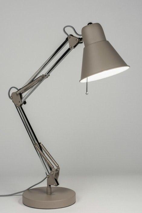 Tafellamp 10903: modern, landelijk, rustiek, industrie #0