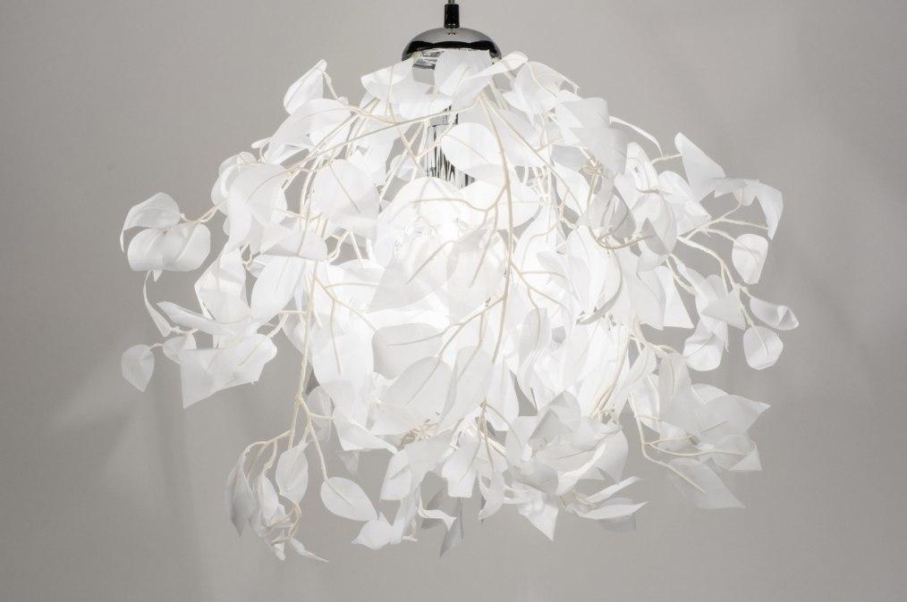 Hanglamp 11009: landelijk, rustiek, modern, stof #0