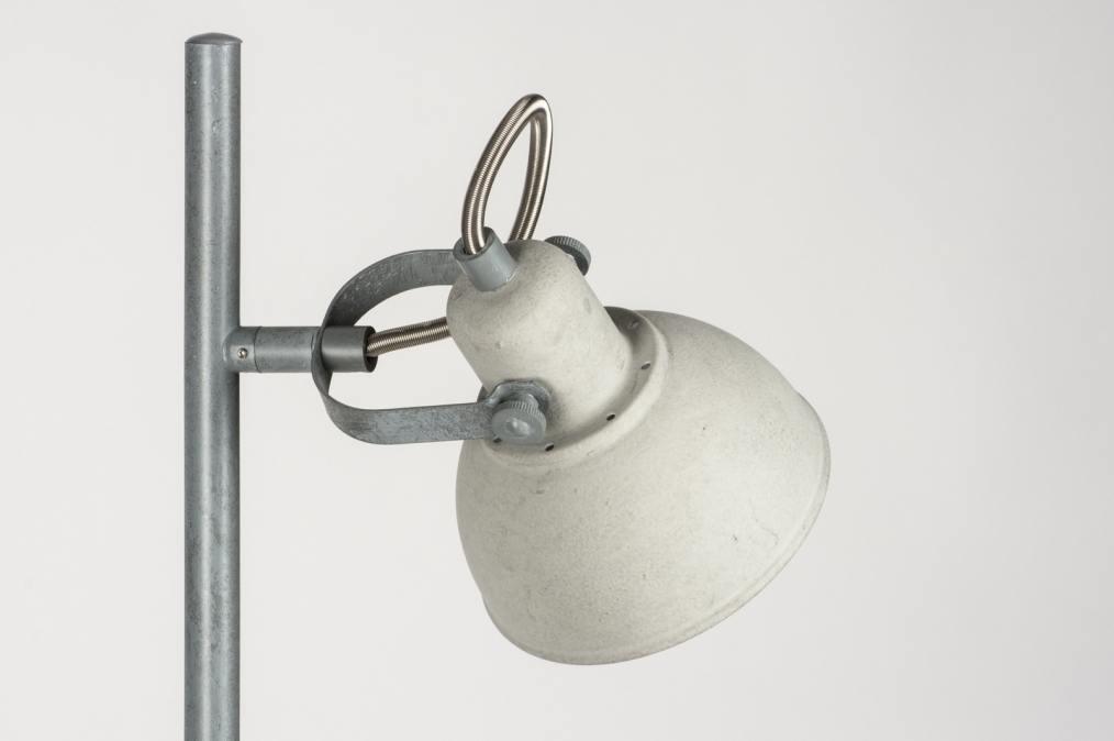 Vloerlamp landelijk best of stoere vloerlamp staande lamp bruin