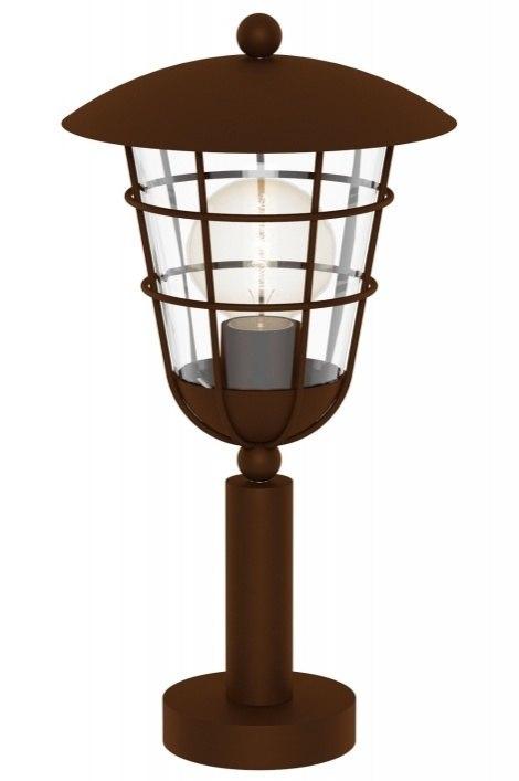 Buitenlamp 11114: landelijk, rustiek, eigentijds klassiek, gegalvaniseerd staal thermisch verzinkt #0