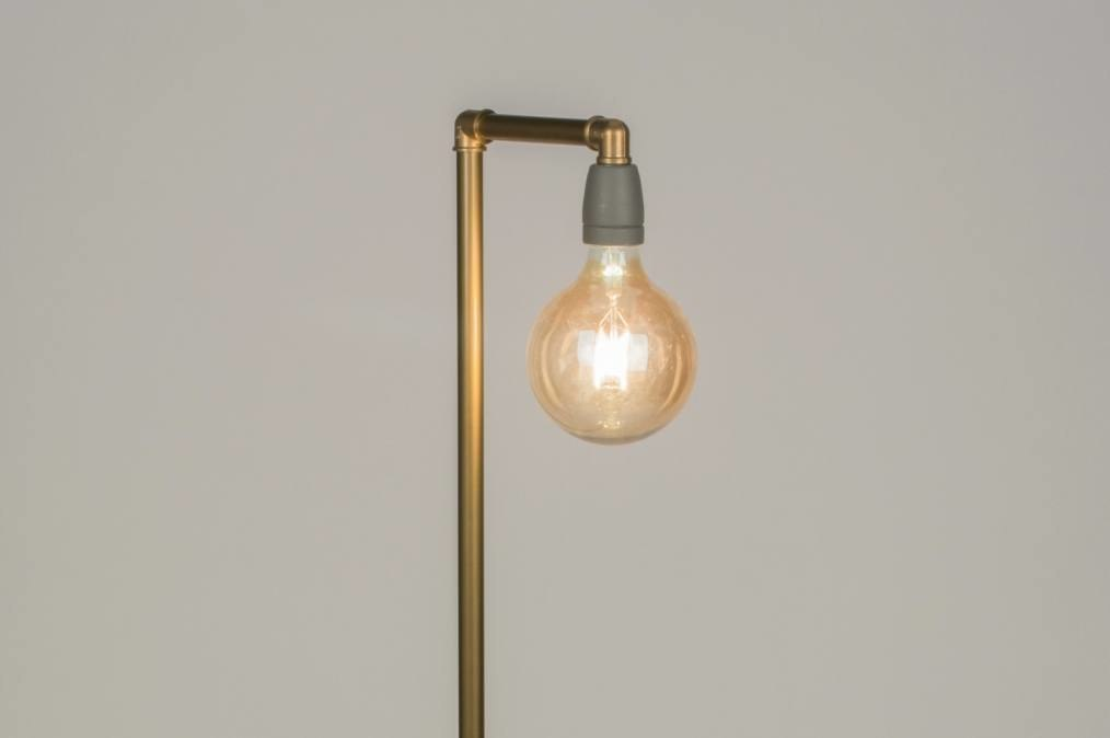 Staande lamp industrie look design modern
