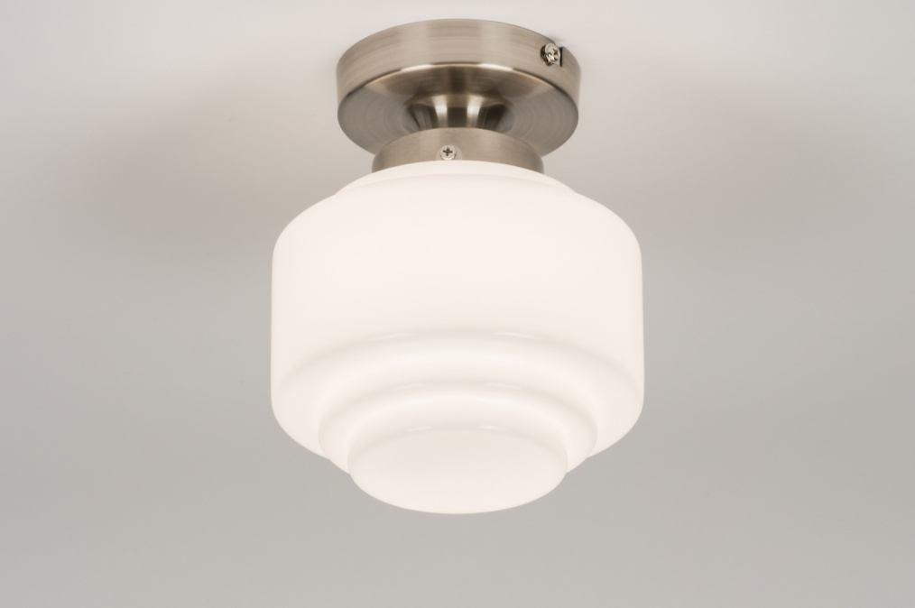 Plafondlamp 11543: landelijk, rustiek, retro, klassiek #0