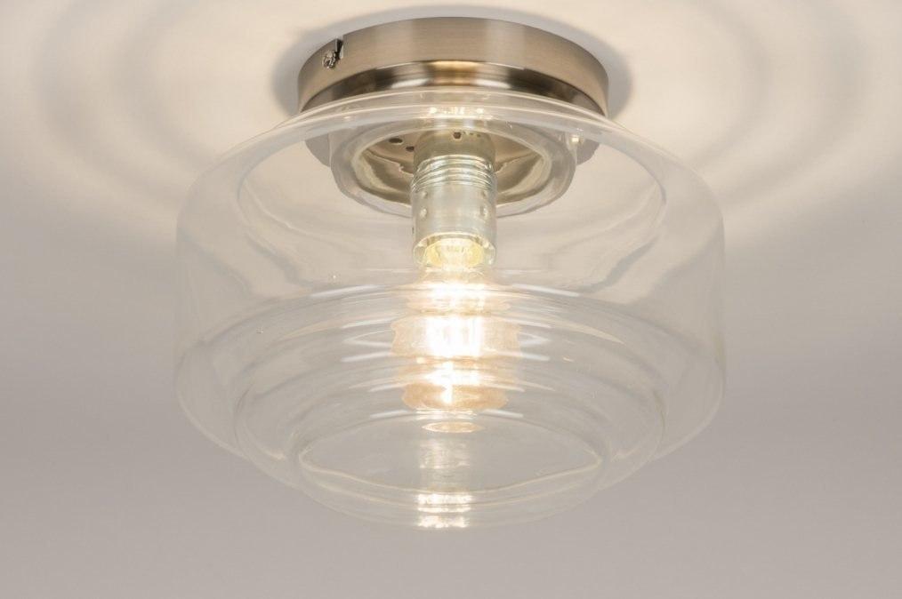 Plafondlamp 11545: landelijk, rustiek, retro, klassiek #0