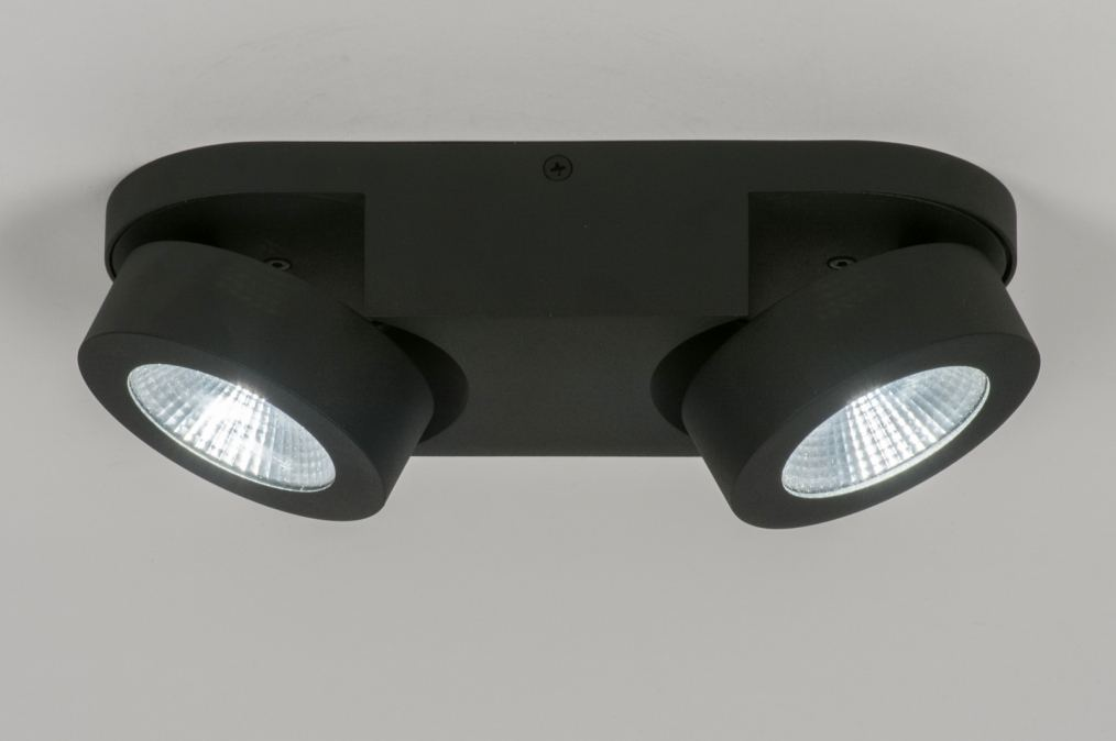 deckenleuchte 11578 design modern coole lampen grob aluminium. Black Bedroom Furniture Sets. Home Design Ideas