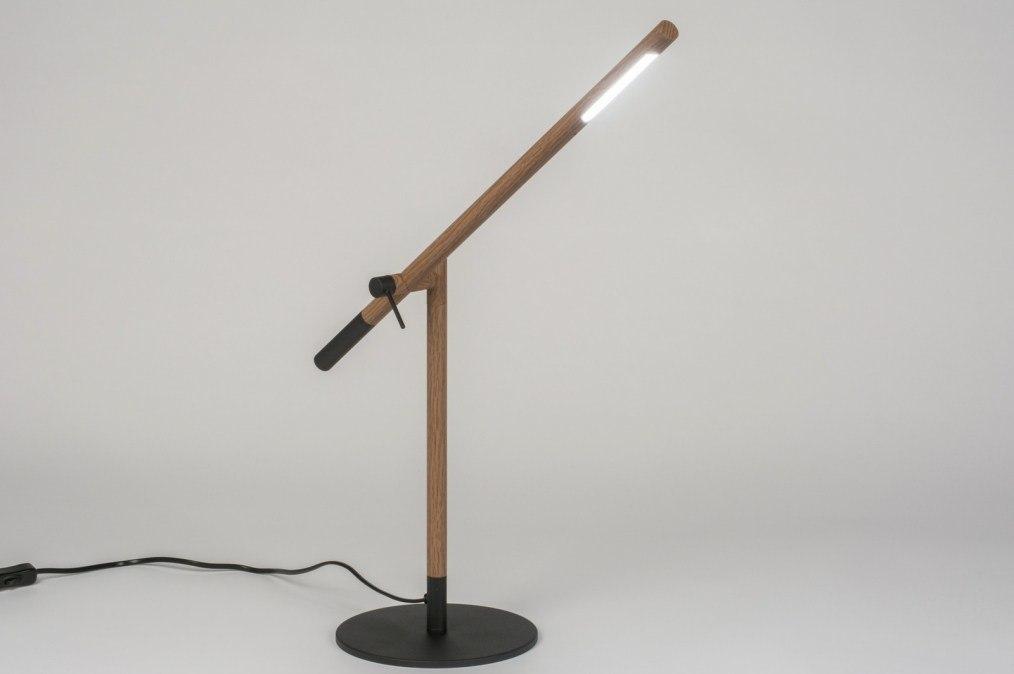 Tafellamp 11597: modern, eigentijds klassiek, landelijk, rustiek #0