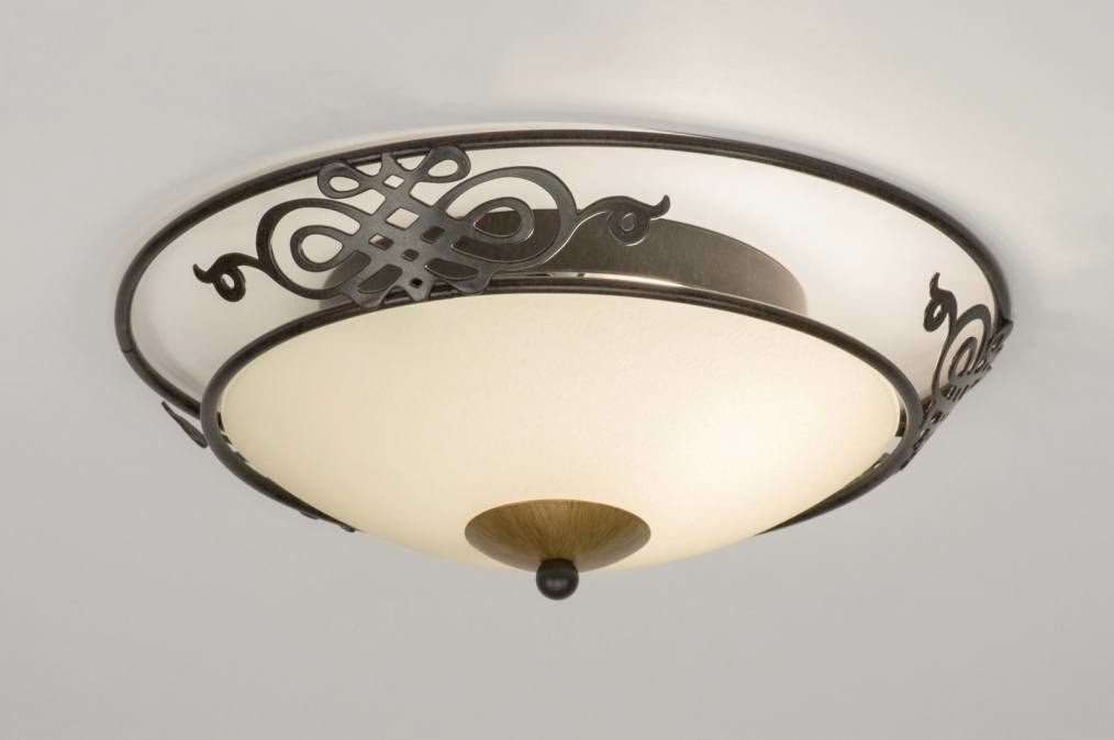 Plafondlamp 11746: klassiek, eigentijds klassiek, landelijk, rustiek #0
