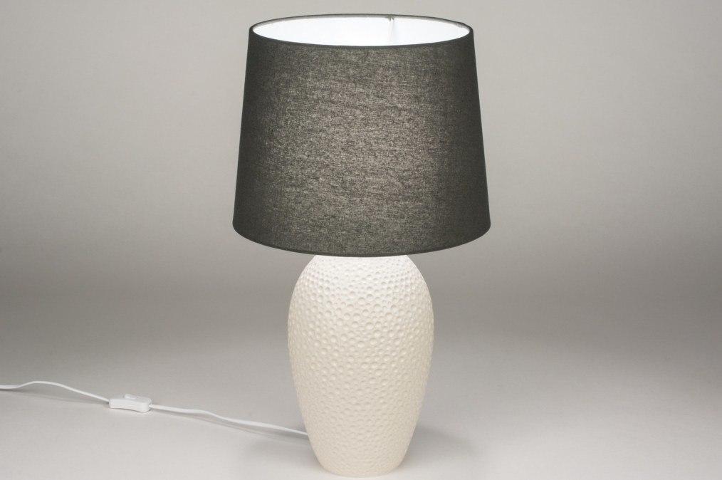 Tafellamp 11867: landelijk, rustiek, modern, eigentijds klassiek #0
