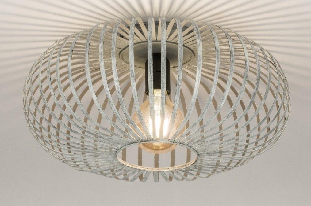 Plafondlamp 12003: modern, landelijk, rustiek, design #0