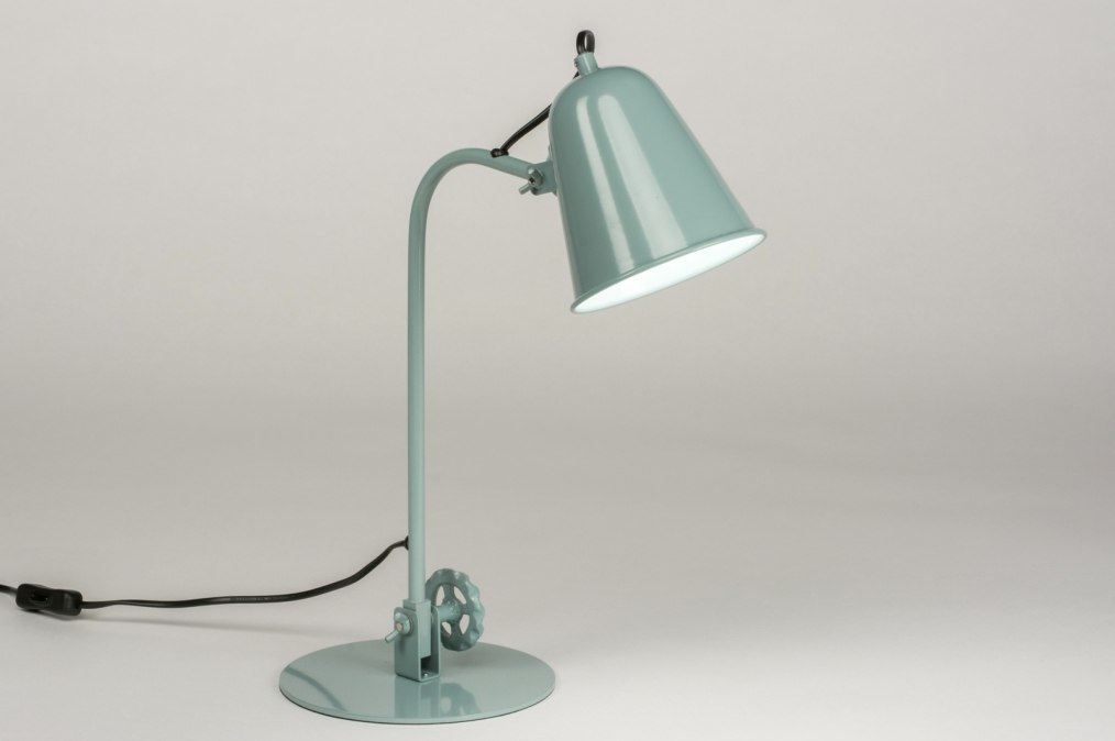 Rustiek Vintage Badkamer : Tafellamp modern landelijk rustiek retro
