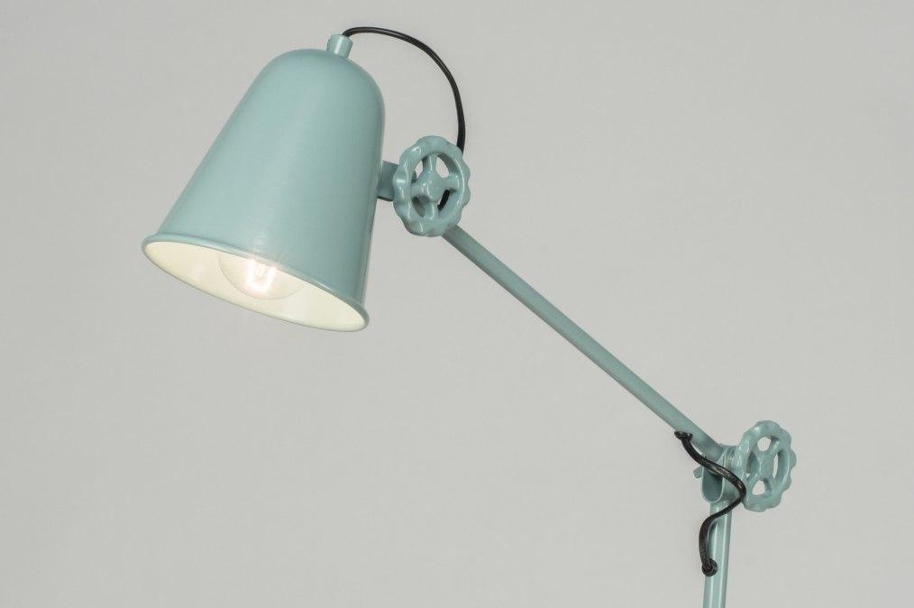 Vloerlamp 12012: industrie, look, landelijk, rustiek #0