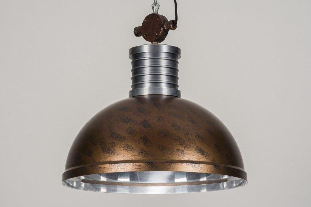 Hanglamp 12016: modern, industrie, look, stoer #0