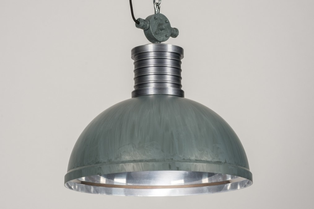 Hanglamp 12017: modern, industrie, look, stoer #0