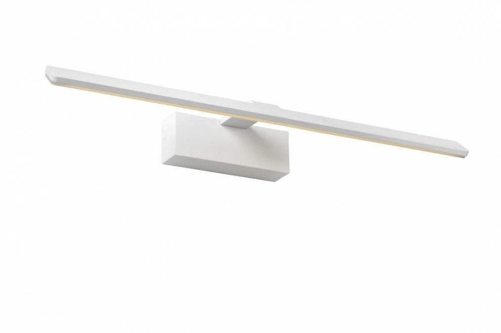 Wandlamp 12075: design, modern, aluminium, wit #0