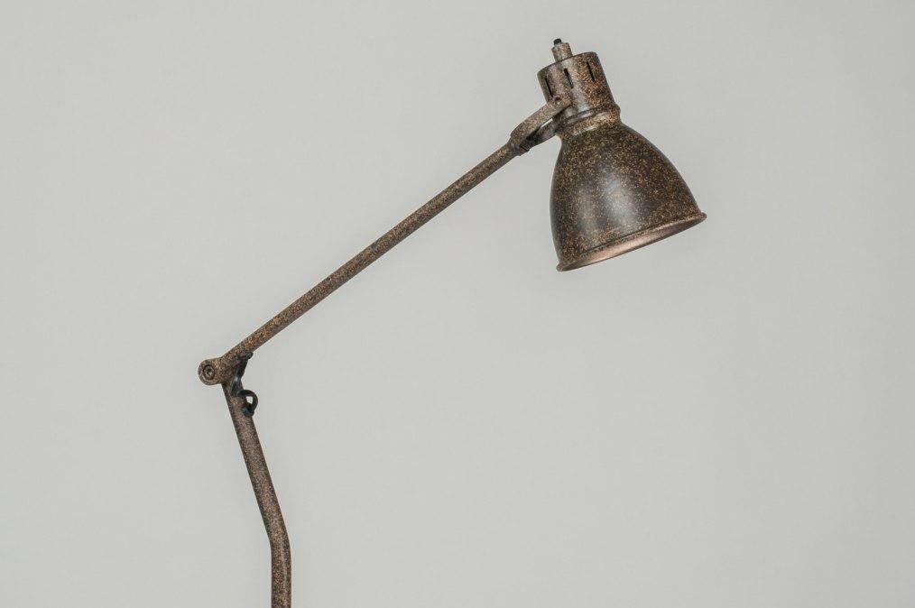 Staande Lampen Industrieel : Industrieel lamp staand industriele lampen inspiratie ✓ grootste