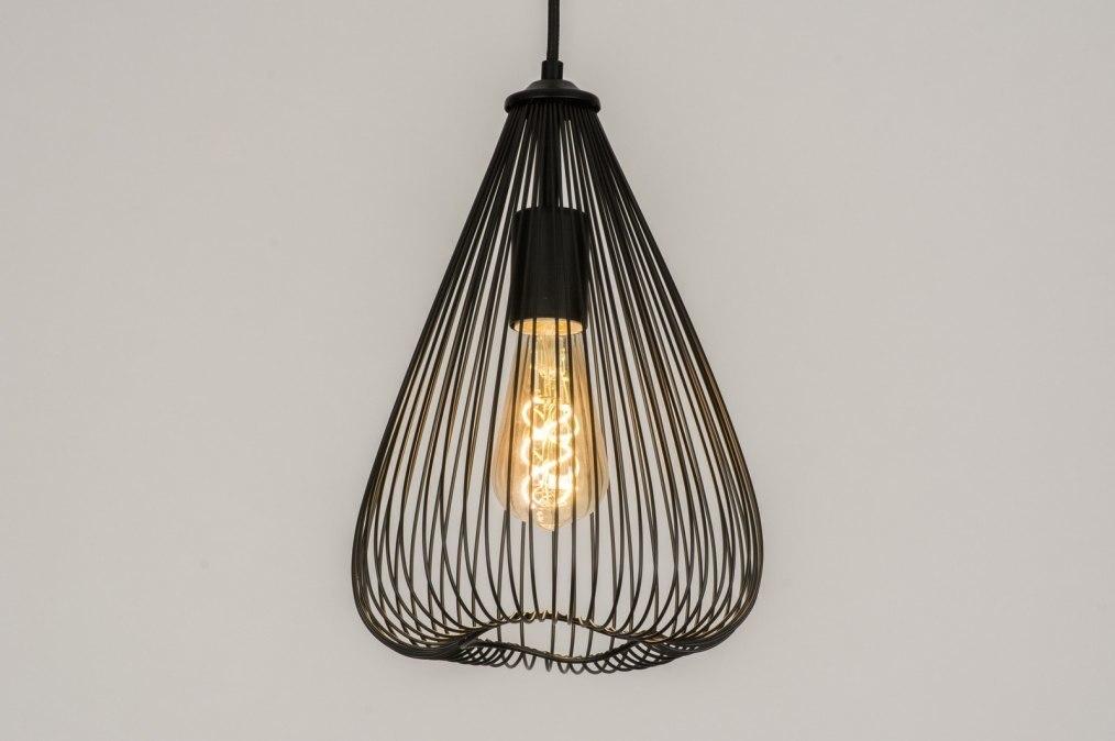 Hanglamp 12138: modern, eigentijds klassiek, landelijk, rustiek #0