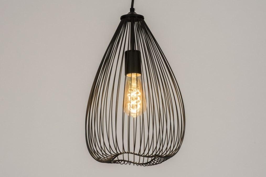 Hanglamp 12139: modern, eigentijds klassiek, landelijk, rustiek #0