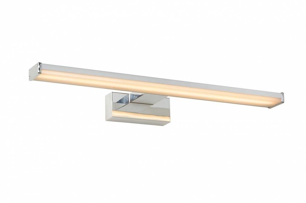 Wandlamp 12252: modern, aluminium, chroom, langwerpig #0