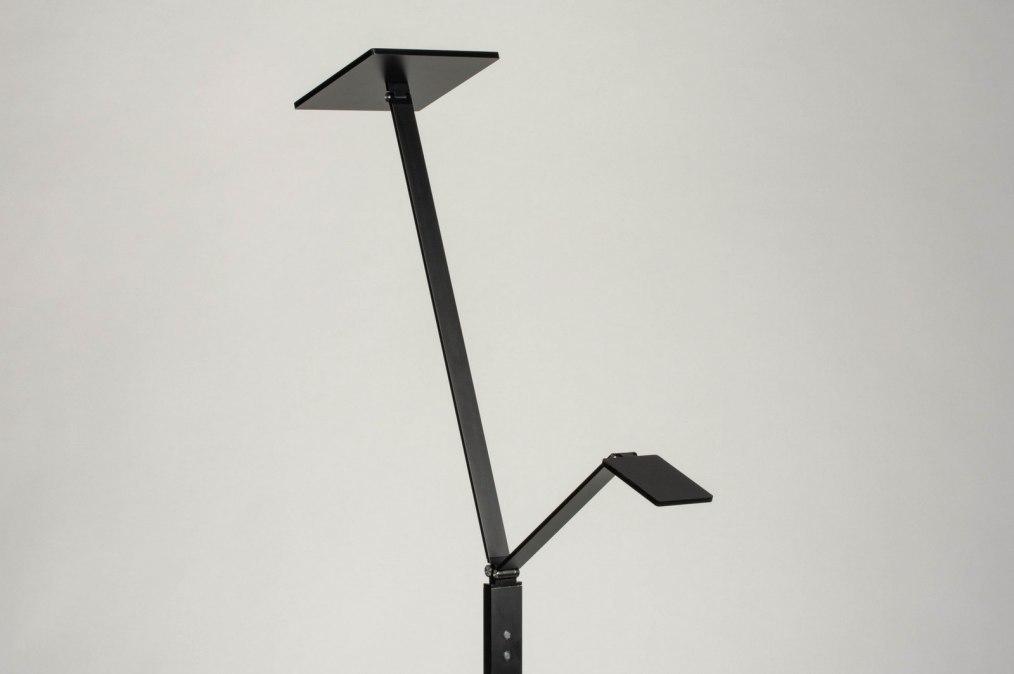 Vloerlamp 12835: design, modern, aluminium, metaal #0