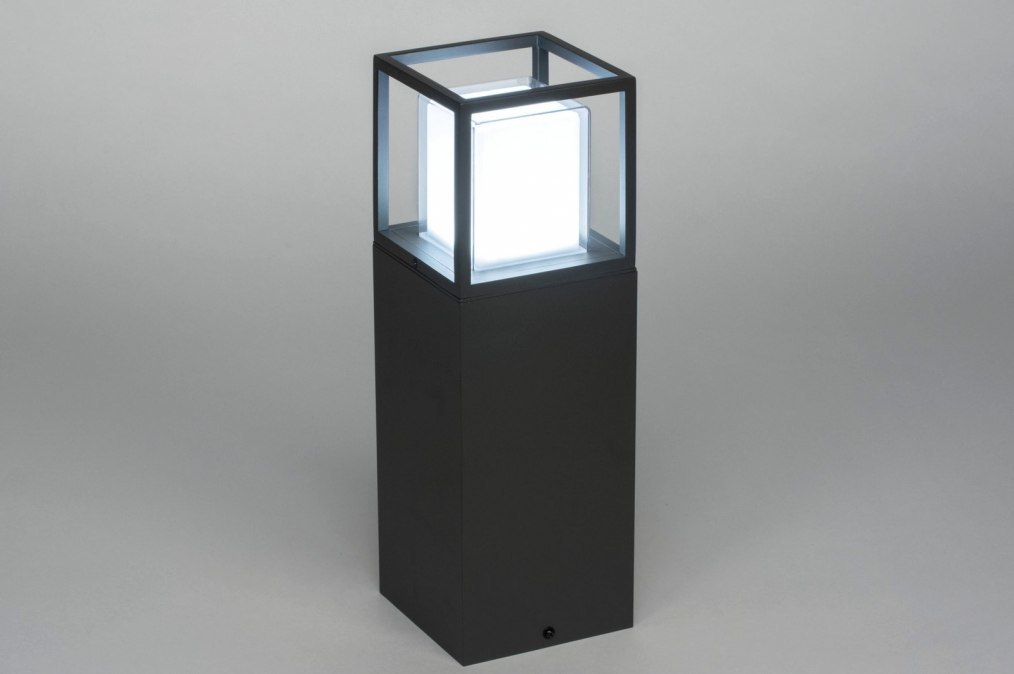 Vloerlamp 12955: sale, modern, aluminium, kunststof #0