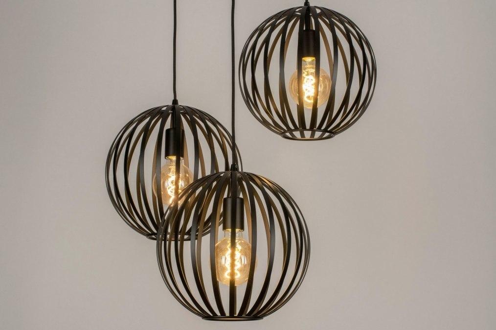 Hanglamp 13001: industrie, look, modern, retro #0