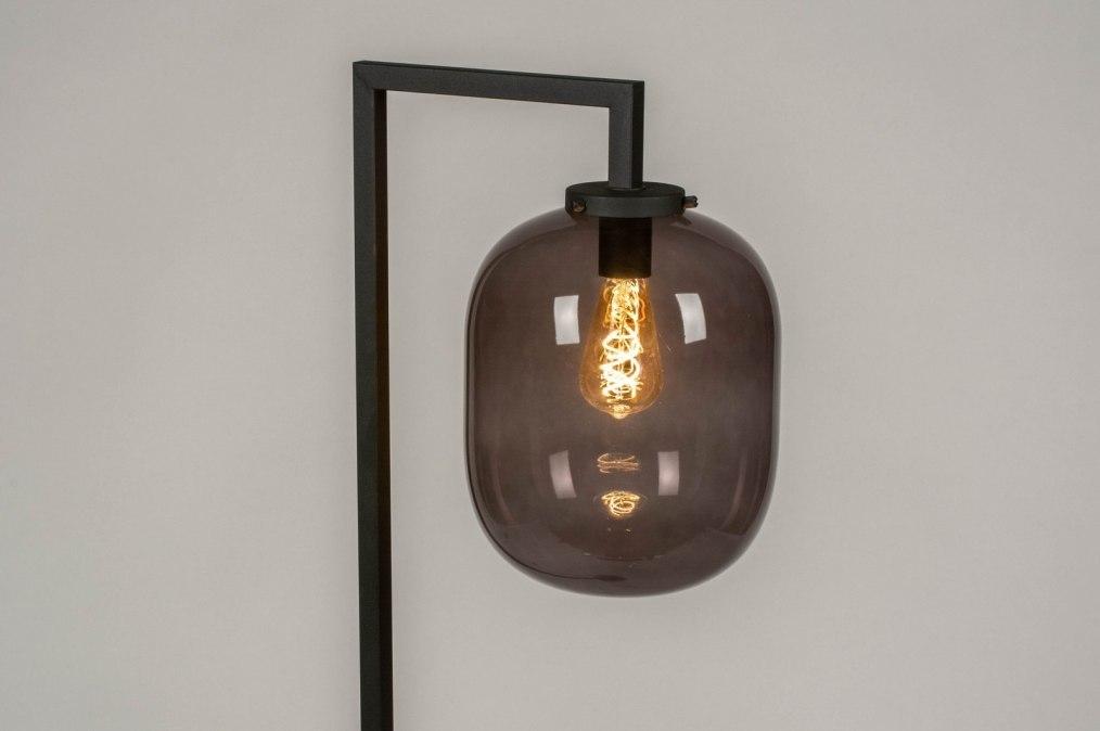 Vloerlamp 13021: industrie, look, modern, retro #0