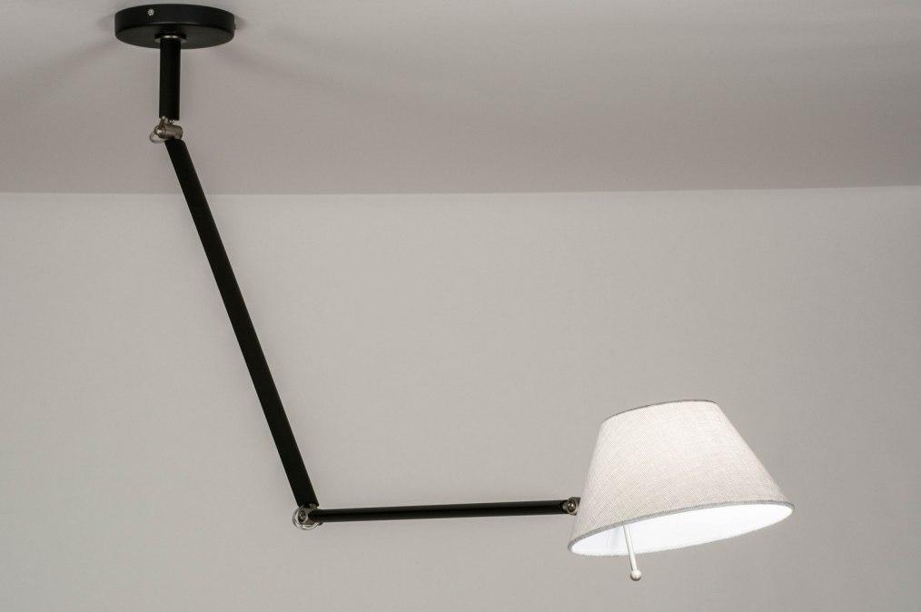 Hanglamp 13155: sale, modern, stof, metaal #0
