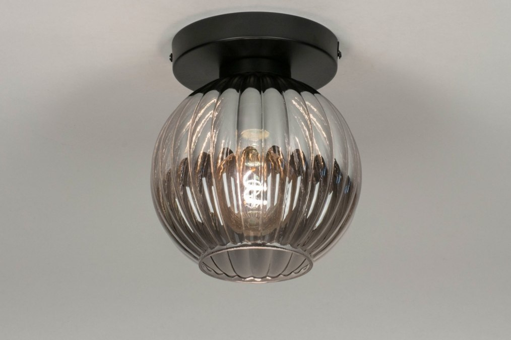 Plafondlamp 13216: modern, retro, eigentijds klassiek, art deco #0