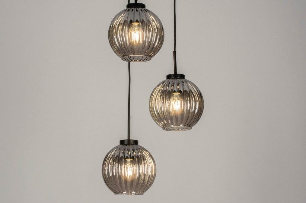 Hanglamp 13217: modern, retro, art deco, glas #0