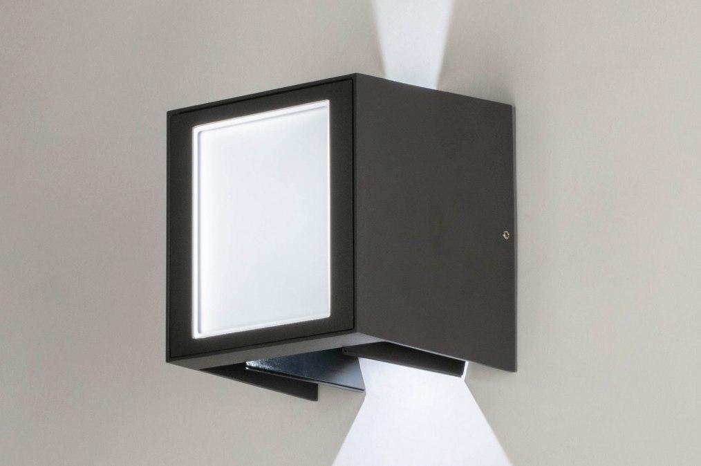 Wandlamp 13233: sale, design, modern, aluminium #0