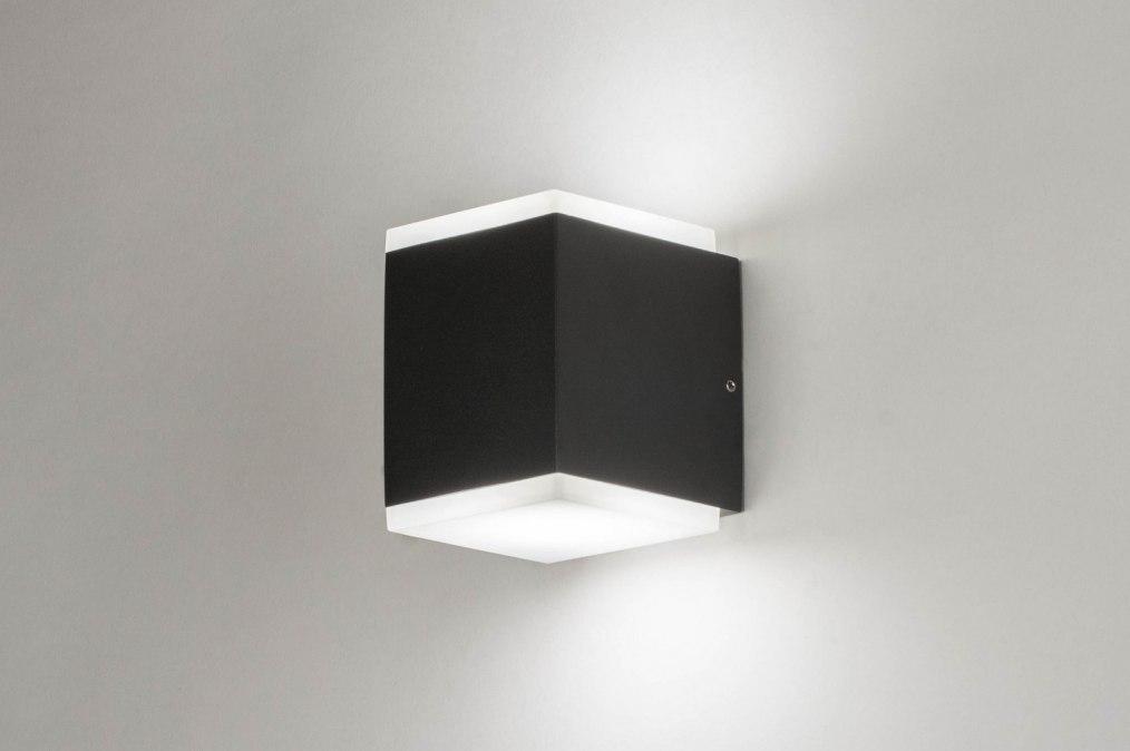 Wandlamp 13234: design, modern, aluminium, metaal #0
