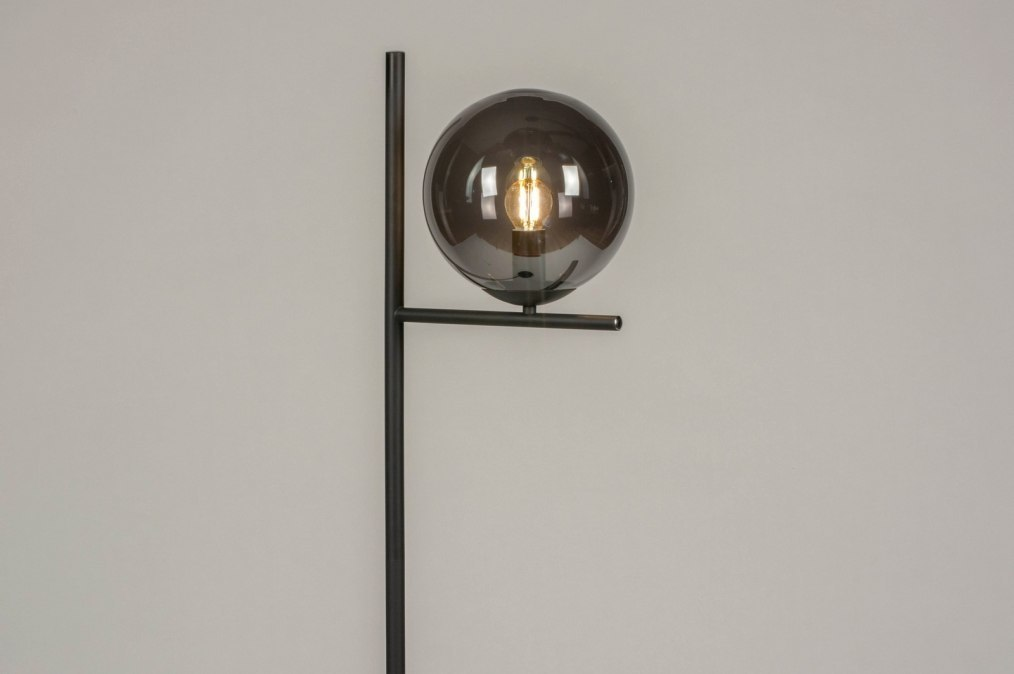 Vloerlamp 13259: modern, retro, art deco, glas #0