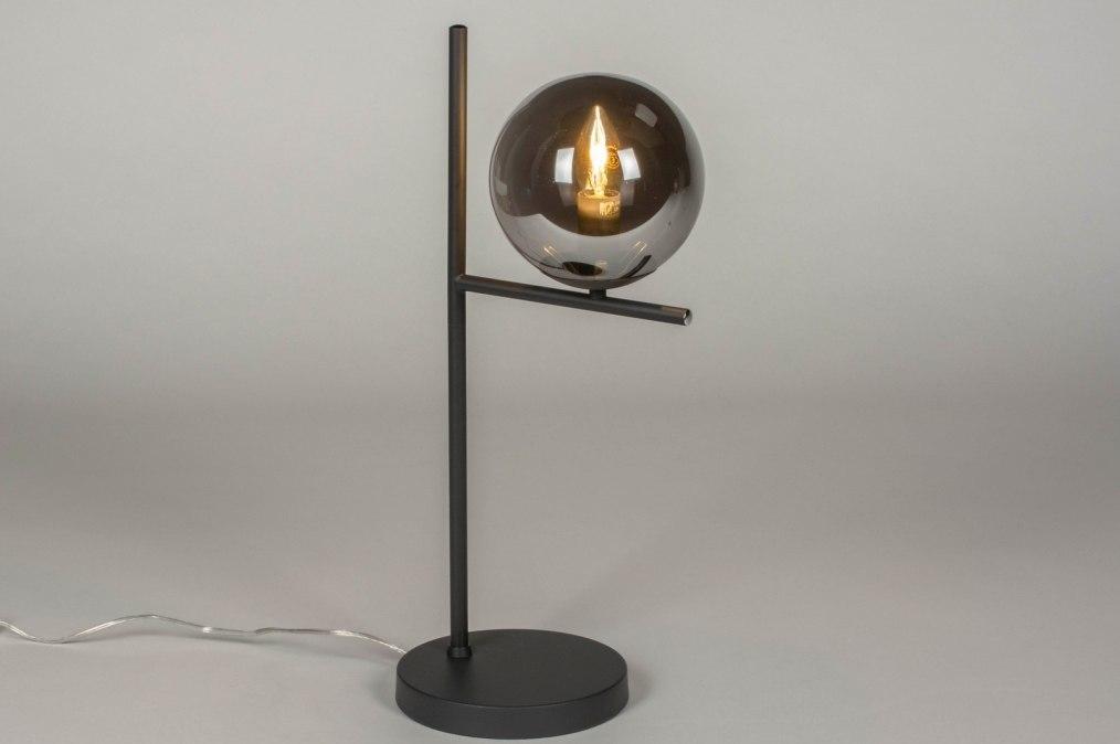 Tafellamp 13261: modern, retro, art deco, glas #0