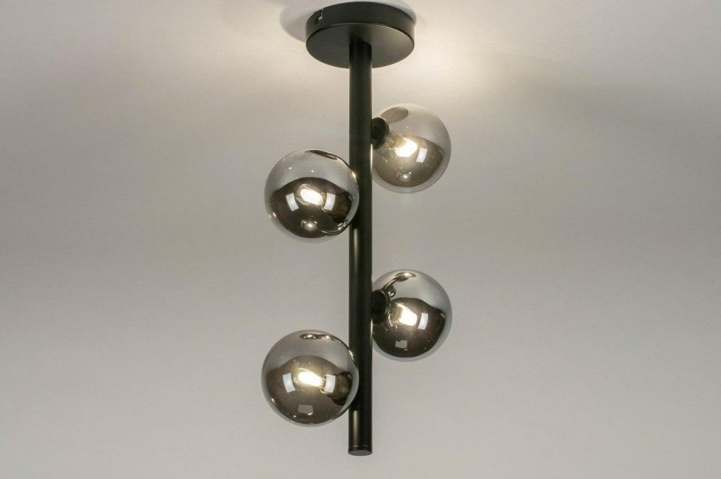 Plafondlamp 13324: modern, retro, eigentijds klassiek, art deco #0