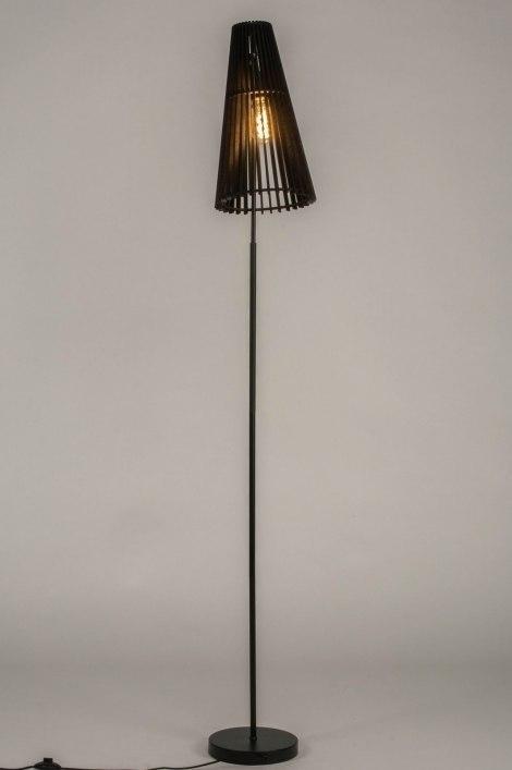 Vloerlamp 13331: industrie, look, modern, retro #0